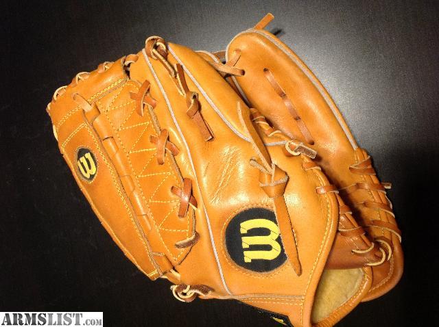 ARMSLIST - For Sale: Wilson A2000 L Pro -Stock baseball glove