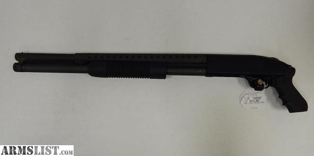 Armslist For Sale Mossberg 500 12 Ga Pistol Grip