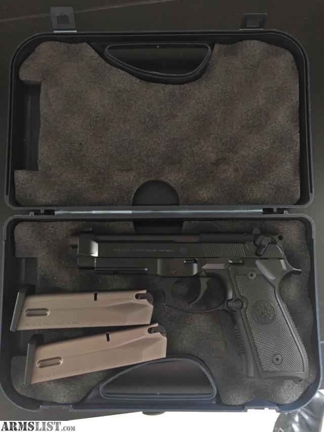 ARMSLIST - For Sale: Beretta 92 M9A1 9mm