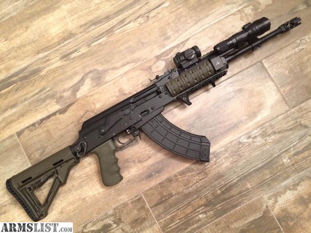 ARMSLIST - For Sale: Custom Arsenal Arms SGL-21 AK-47 in 7.62x39