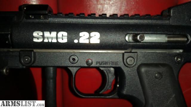 22 machine gun for sale