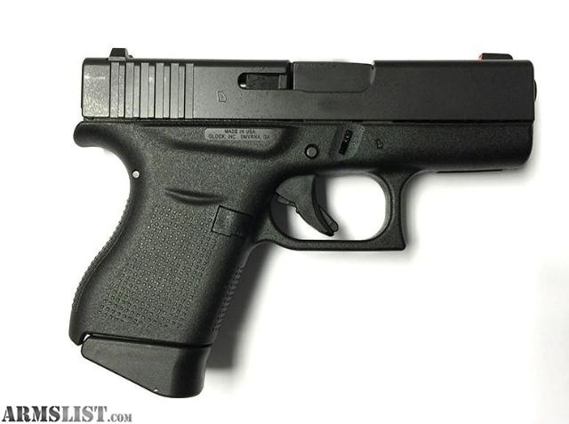Armslist For Sale Glock G43 43 9mm Talo Limited Edition