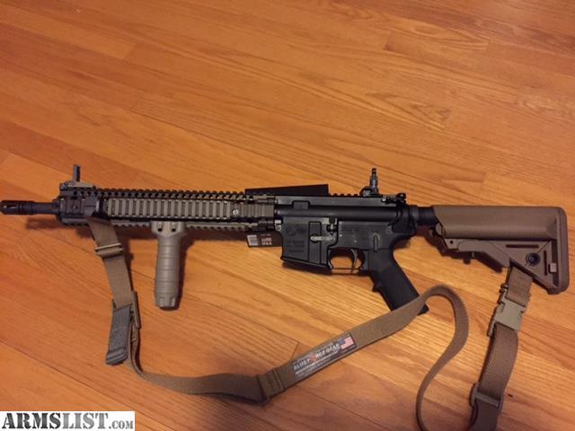 Armslist For Sale L K Colt M4 Sopmod Block 2