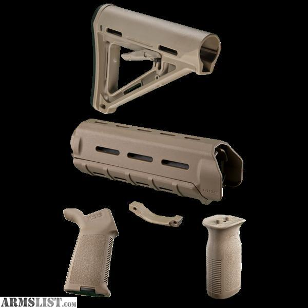 Armslist For Sale Brand New Magpul Fde Furniture Set W Blueforce Gear Sling
