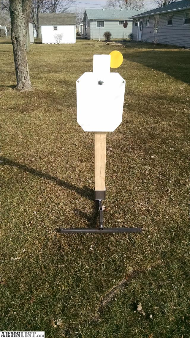 Armslist For Sale Ar500 Steel Target With Stand