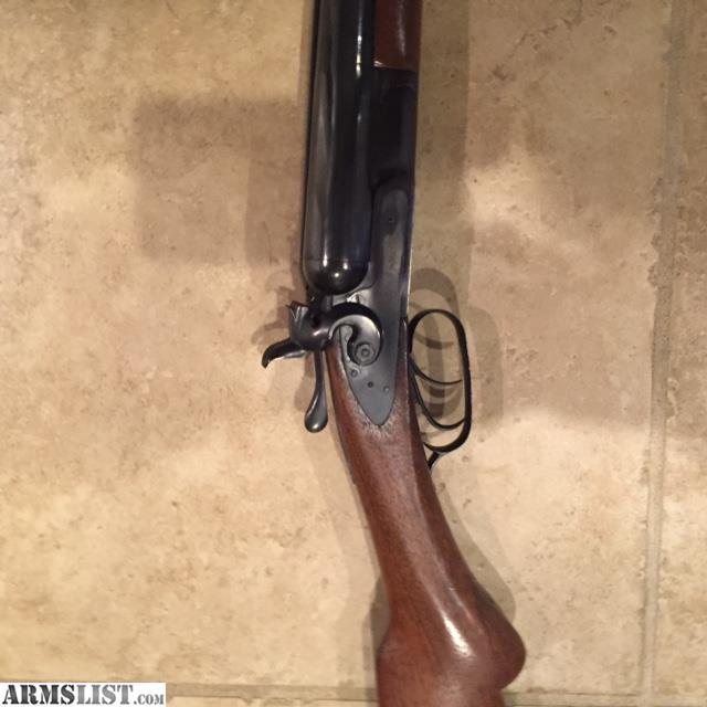 ARMSLIST - For Sale: TTN/Cimarron 12 gauge double barrel ... 10 Gauge Double Barrel Shotgun