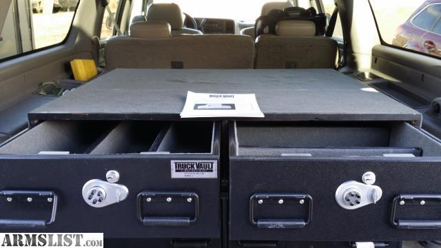 Armslist For Sale Trade Truck Vault Vehicle Gun Safe