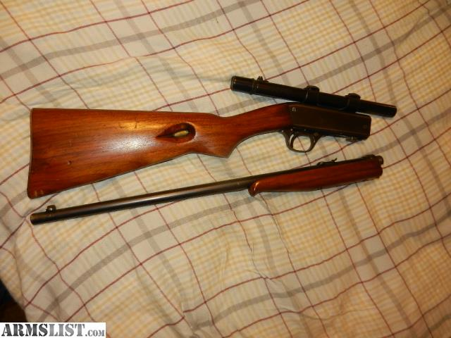 Armslist for sale 1929 remington model 24 22lr take for Mobel 24 gartenmobel