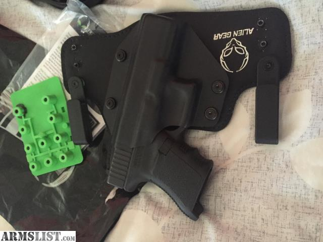 ARMSLIST - For Sale/Trade: Glock 30s, ammo, holster.