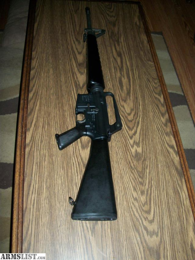 Armslist for sale trade ar15 armalite m16 model 603 - Replica mobel legal ...