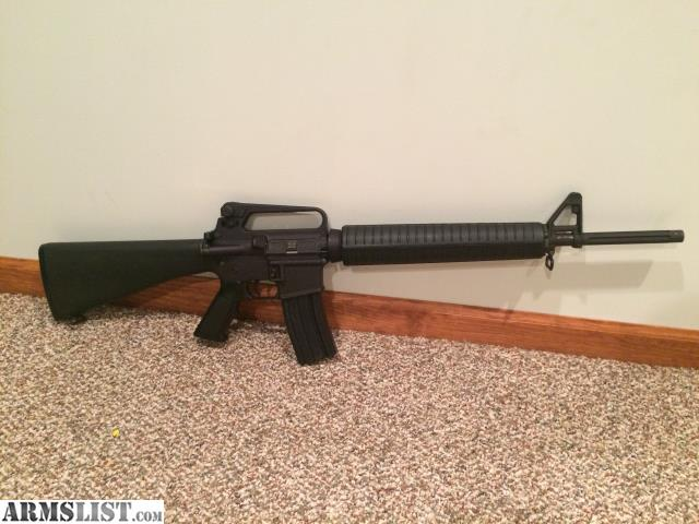 Bushmaster A2