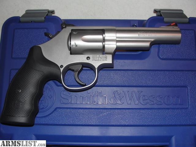 ARMSLIST - For Sale: Smith & Wesson 66 K-Frame 357 COMBAT Magnum 4.25\