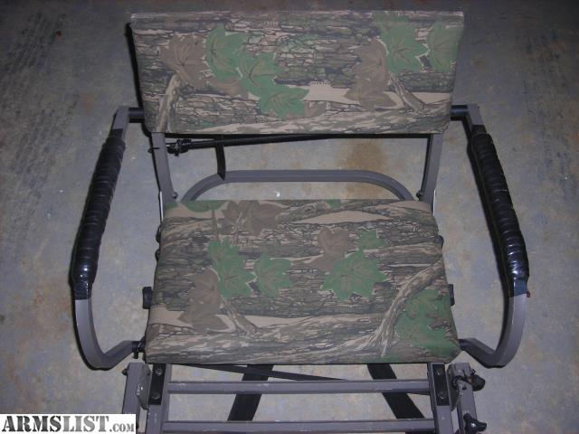 Armslist For Sale Warren And Sweat Climbing Tree Stand