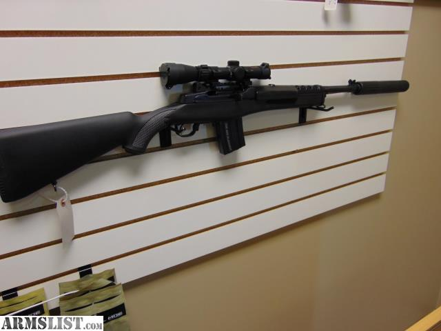 Armslist For Sale Ruger 5864 Mini 14 Tactical 300 Aac