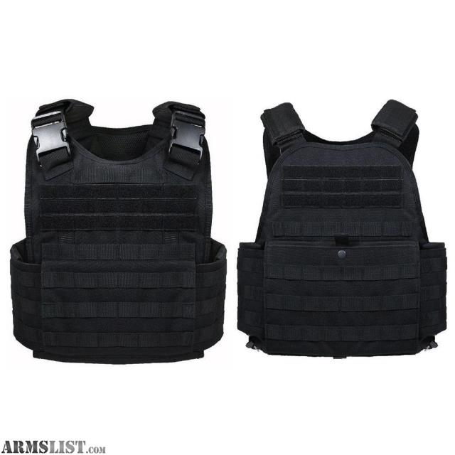 Armslist For Sale New Rothco Black Military Amp L E