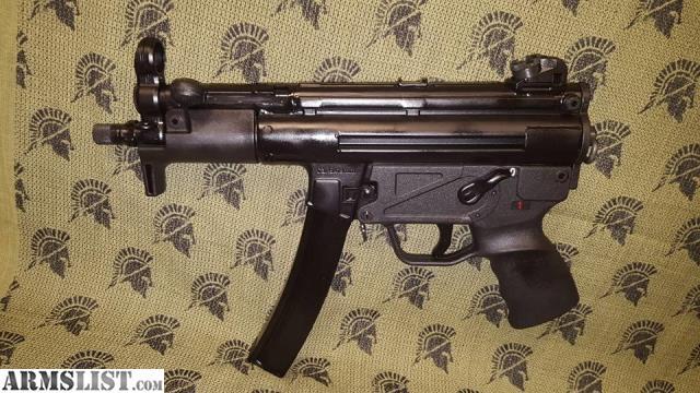 Armslist For Sale Zenith Firearms Z 5p Mp5 Sp89 Clone