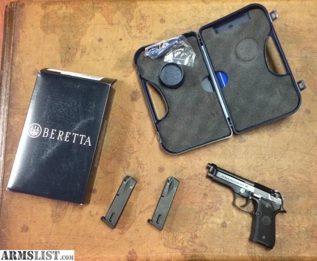 how to clean a beretta m9