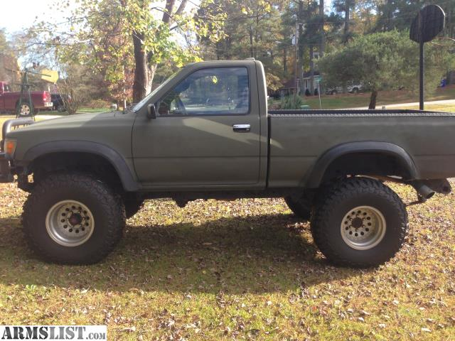Armslist For Sale 94 Toyota Truck