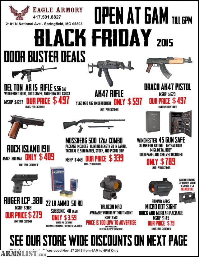 Black friday ar 15 upper deals