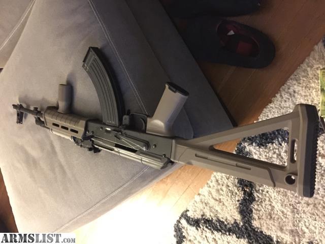 Armslist For Sale Complete Fde Ak Magpul Furniture Set