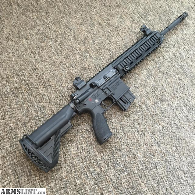 For Sale: HK 416D 22lr Rifle New In Box