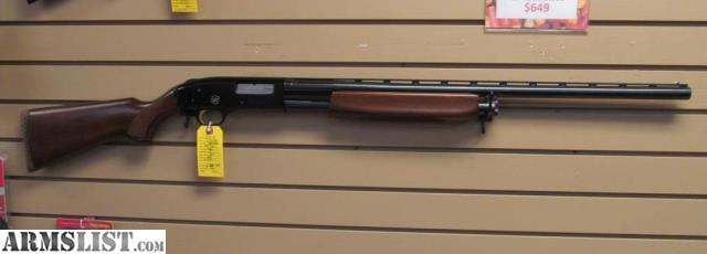 Armslist for sale mossberg 500a regal 12ga pump action Action regal