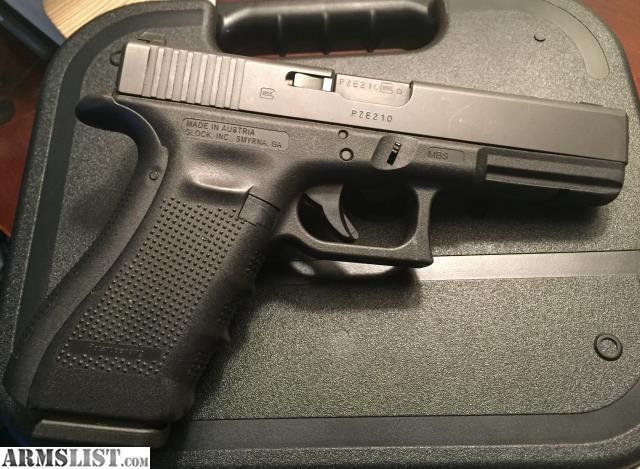 Glock 22 gen 4 Manual Full Size review