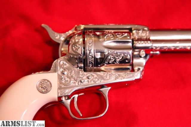 Armslist For Sale Beautiful Engraved Colt Single Action