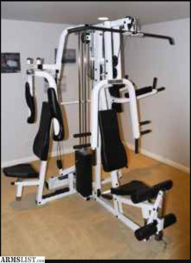 Armslist for sale pacific fitness malibu home gym