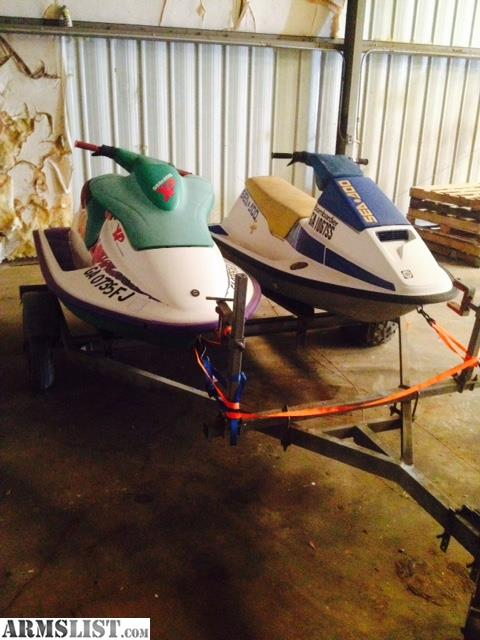 1 000 contact seller for Fishing jet ski for sale