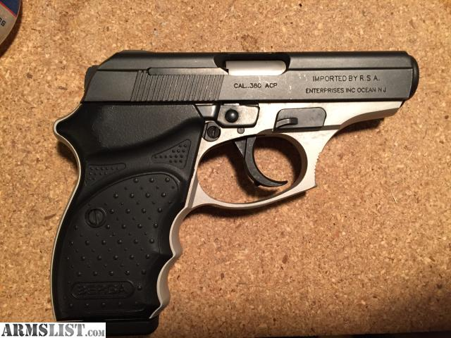 ARMSLIST - For Trade: Bersa concealed carry edition