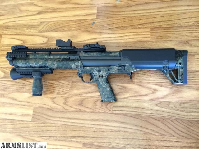 ARMSLIST - For Sale: Kel-Tec KSG 12 gauge shotgun with ...