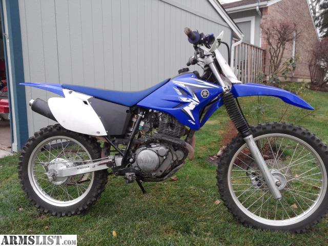 armslist for sale trade 2009 yamaha ttr 230 dirt bike. Black Bedroom Furniture Sets. Home Design Ideas