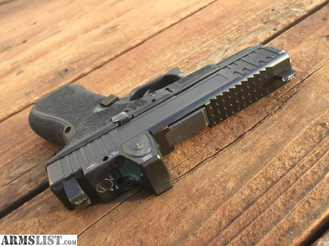 Armslist for trade glock 43 - Armslist For Sale Trade Custom Glock 19 With Trijicon