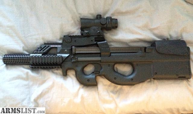 Ps90 For Sale >> ARMSLIST - For Sale: PS90 w/ 2 Scopes and Accesories