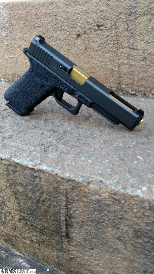 ARMSLIST - For Sale/Trade: Glock 34 Gen 3 with upgrades