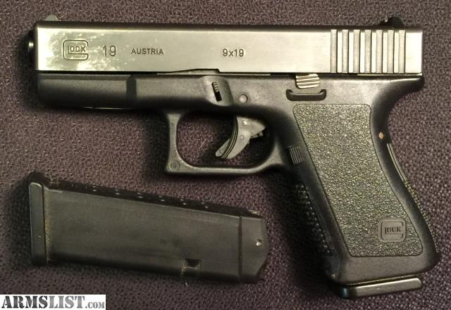 dating glocks by serial number It is a model 19-5 and the serial  there's a special place in hell reserved for people who date glocks  realized when it got to the serial number that .