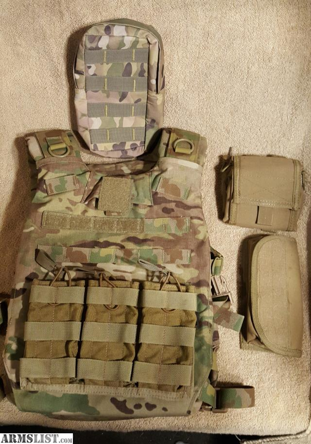 Armslist For Sale Kdh Multicam Plate Carrier Never Issued