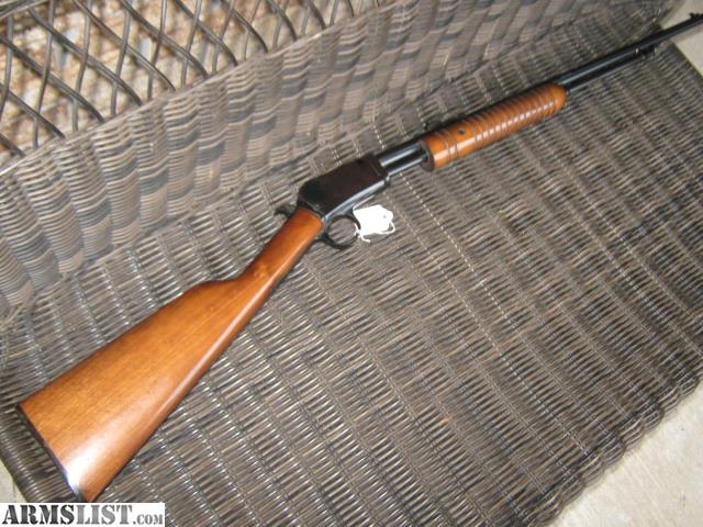 For Sale: Rossi 62 SA Gallery Gun 22 s-l-lr pump vintage 62SA slide