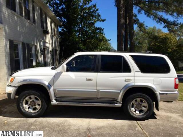 armslist for sale toyota 4runner 4x4 locker new tires. Black Bedroom Furniture Sets. Home Design Ideas