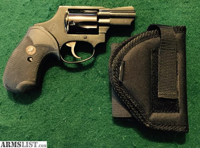 Pachmayr Grips Taurus 85 – Billy Knight