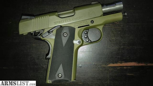 Armslist For Sale Springfield Armory Micro Compact
