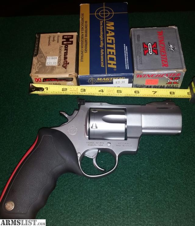 Taurus Raging Bull 500 Magnum – BK3