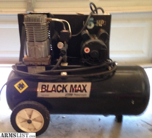 Armslist For Trade Powermate Black Max Air Compressor