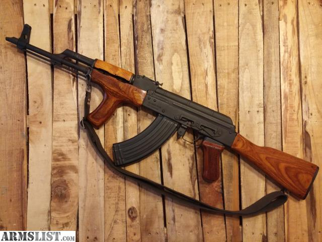 Romanian GP WASR 10 63  Excellent shooter  beautiful wood furniture   cleaning rod and cleaning kit  Complete w  sling  bayonet  mag pouch  3  steel mags and. ARMSLIST   For Sale Trade  Romanian AK 47