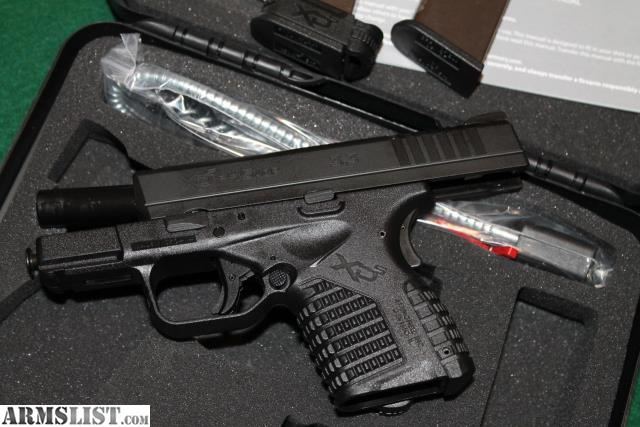Armslist for sale springfield xds 45 3 3 factory new 4 for Wrap master model 1500