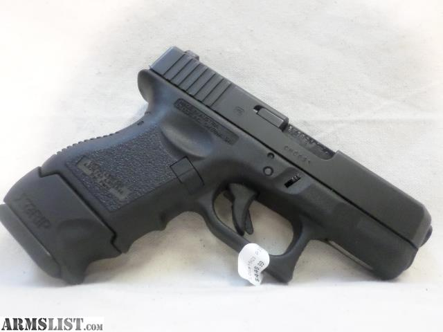 armslist for sale glock 27 40 used w extended grip. Black Bedroom Furniture Sets. Home Design Ideas