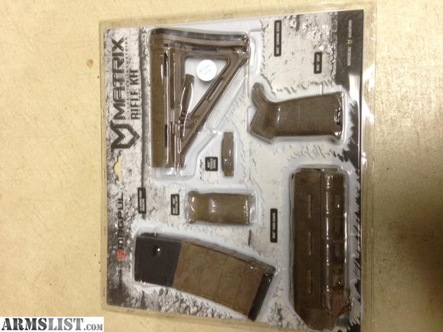 Armslist For Sale Ar Furniture Set Magpul Matrix