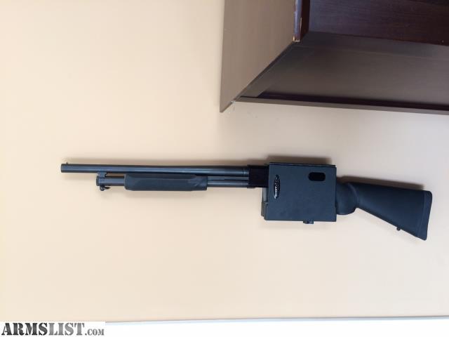 ARMSLIST For Sale Mossberg 500 Shotgun with Shot Lock