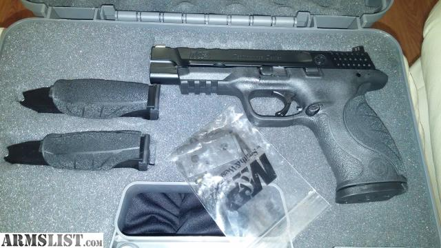 Armslist for sale trade m p 9mm ported 5 inch for M p ported core 9mm